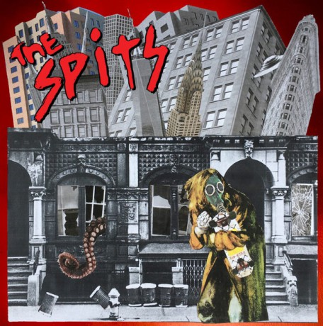 "SPITS ""SELF TITLED NO VI"" LP"