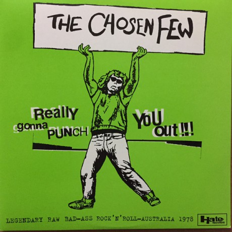 "CHOSEN FEW ""Really Gonna Punch You Out"" Double LP"