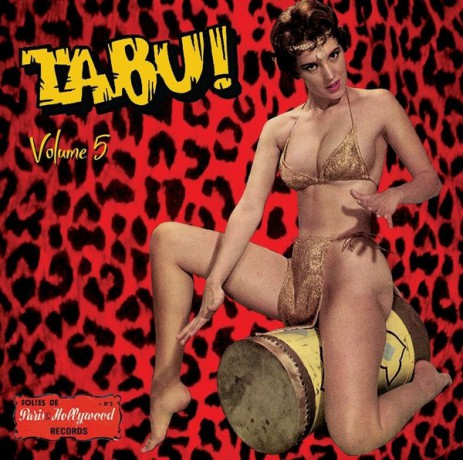 TABU! Volume 5 LP