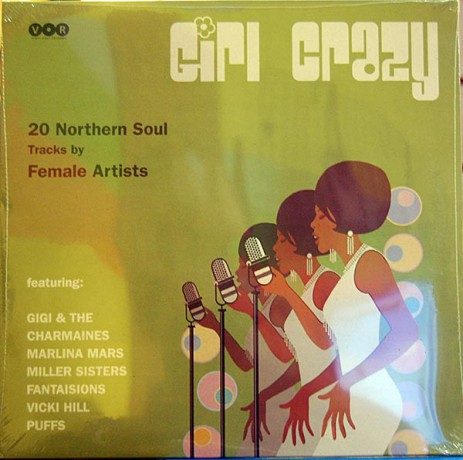 GIRL CRAZY LP
