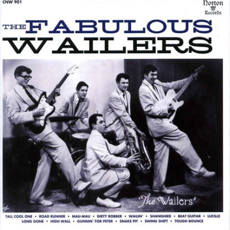"""WAILERS """"The Fabulous Wailers"""" LP"""