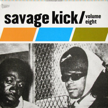 SAVAGE KICK Volume Eight LP