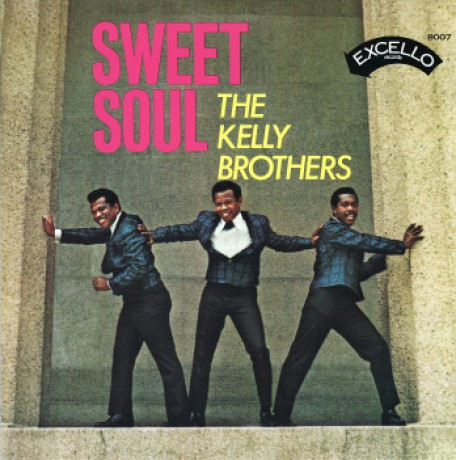 """Kelly Brothers """"Sweet Soul"""" LP"""