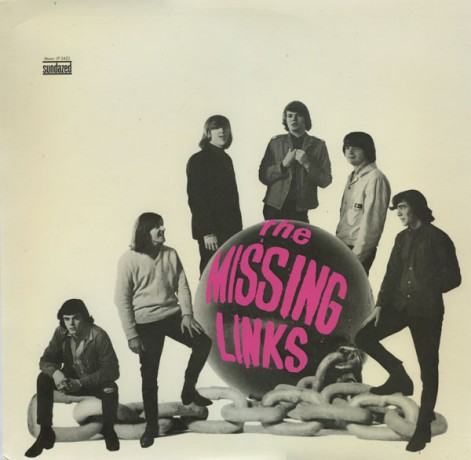 "MISSING LINKS ""The Missing Links"" 180 gram LP+7"""