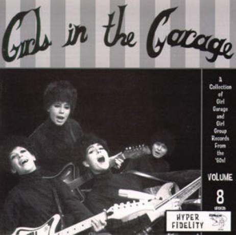 GIRLS IN THE GARAGE Volume 8 LP
