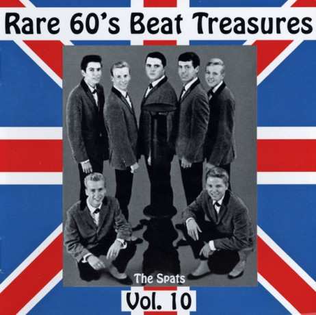 RARE 60S BEAT TREASURES VOLUME 10 CD