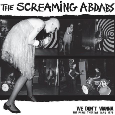 Screaming Abdabs / City Ram Waddy split LP