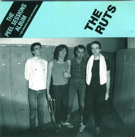 """RUTS """"The Peel Sessions Album"""" LP"""
