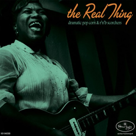 REAL THING (V.A.) LP