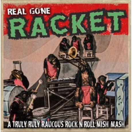 REAL GONE RACKET LP