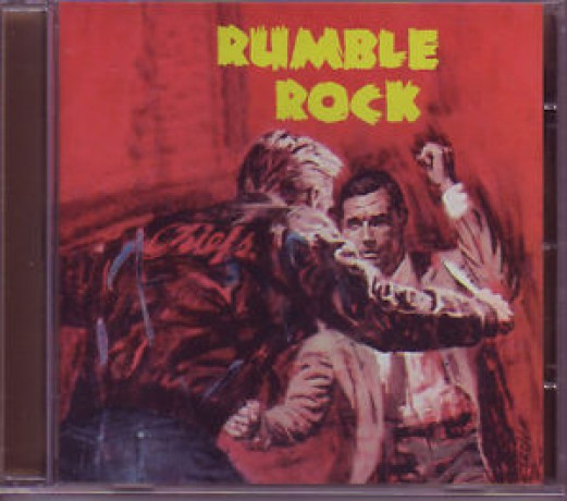 RUMBLE ROCK CD  (Buffalo Bop)