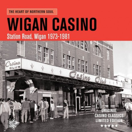 WIGAN CASINO - Station Road, Wigan 1973 - 1981