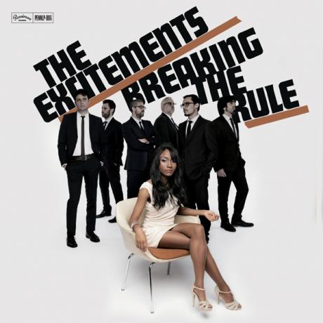 "EXCITEMENTS ""BREAKING THE RULE"" LP"
