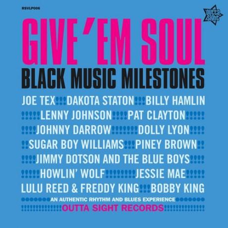 GIVE 'EM SOUL Volume 3 LP