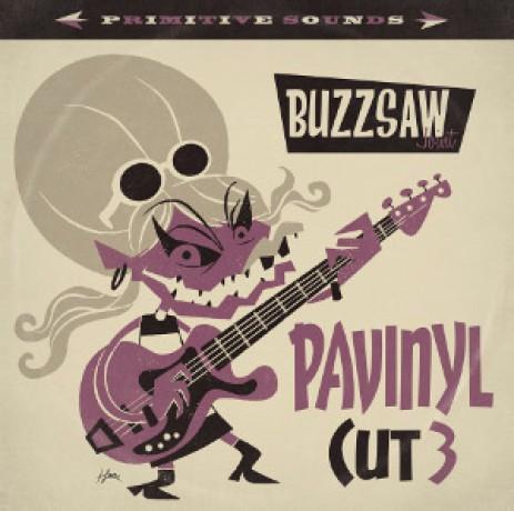 BUZZSAW JOINT: Cut 3 / Pavinyl LP