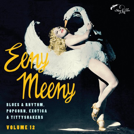 EENY MEENY - EXOTIC BLUES & RHYTHM Vol. 12 10""