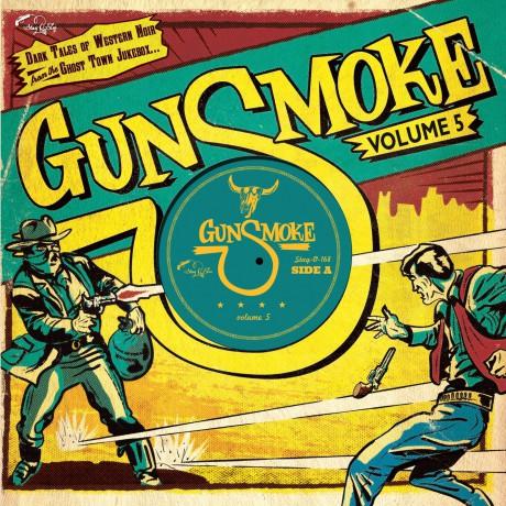 """GUNSMOKE Volume 5 10"""""""