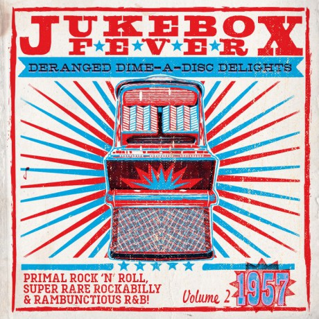 "JUKEBOX FEVER ""Volume 2: 1957"" 10""+CD"