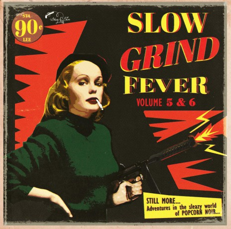 SLOW GRIND FEVER VOL. 7 & 8 CD