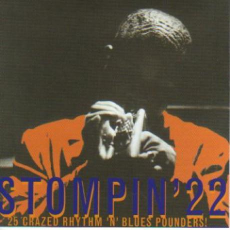 STOMPIN Volume 22 CD