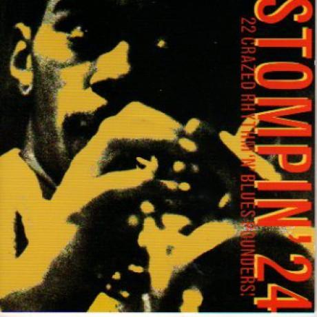 STOMPIN Volume 24 CD
