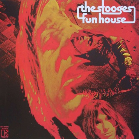 "STOOGES ""Funhouse"" LP"