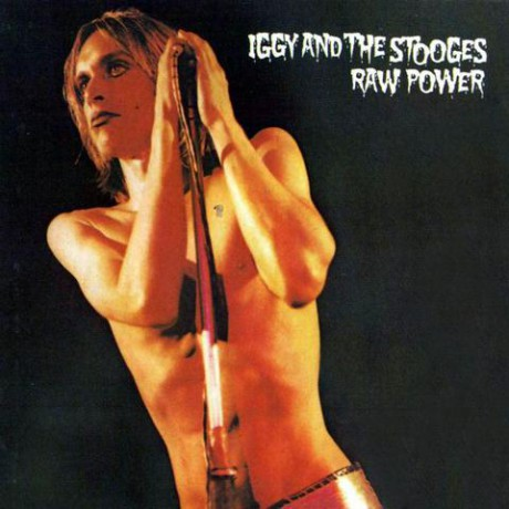 "IGGY AND THE STOOGES ""Raw Power"" LP"