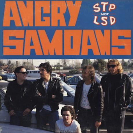 """ANGRY SAMOANS """"STP Not LSD"""" LP"""