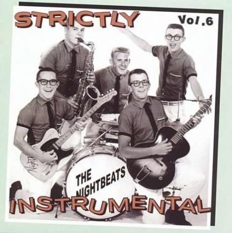 STRICTLY INSTRUMENTAL VOL 6 CD