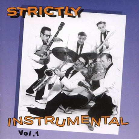 STRICTLY INSTRUMENTAL VOL 1 cd