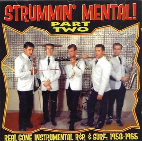 STRUMMIN' MENTAL Part 2 CD