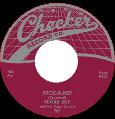 "JAMES SUGARBOY CRAWFORD ""JOCK-O-MO/ NO MORE HEARTACHES"" 7"""