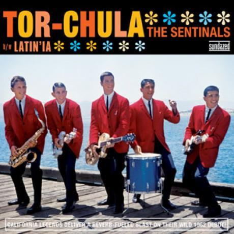 """SENTINALS """" Tor-Chula/ Latin'Ia"""" 7"""""""