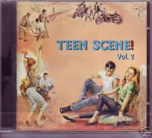 TEEN SCENE! VOL. 2 cd