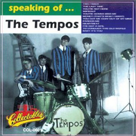 "TEMPOS ""SPEAKING OF"" CD"