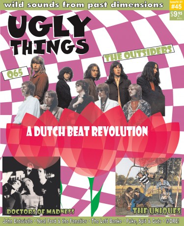 UGLY THINGS Issue #45 Mag