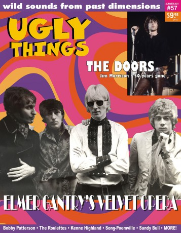 UGLY THINGS Issue #57 Mag