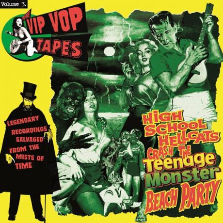VIP VOP TAPES Volume 3 LP