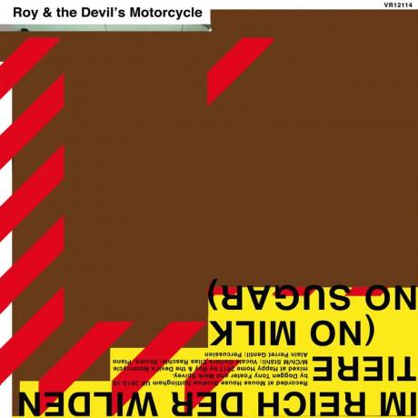 """ROY & THE DEVIL'S MOTORCYCLE """"IM REICH DER WILDEN TIERE"""" LP"""