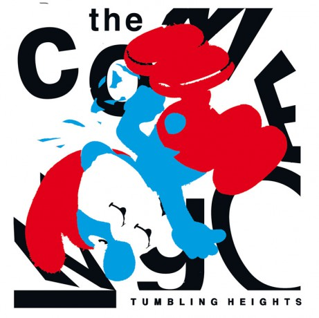 """COME N'GO """"TUMBLING HEIGHTS"""" LP+CD"""