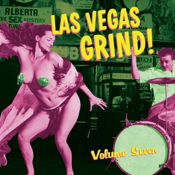 LAS VEGAS GRIND PART 7 cd