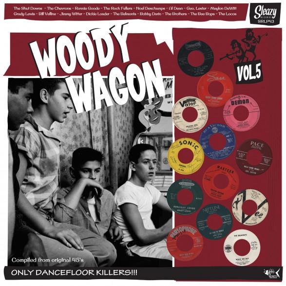 WOODY WAGON Volume 5 LP