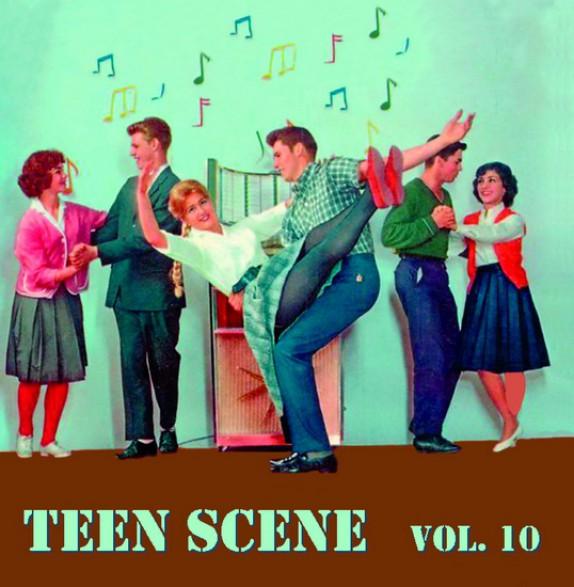 TEEN SCENE! VOL. 10 CD