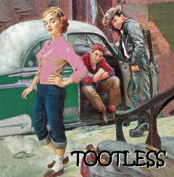 TOOTLESS cd (Buffalo Bop)
