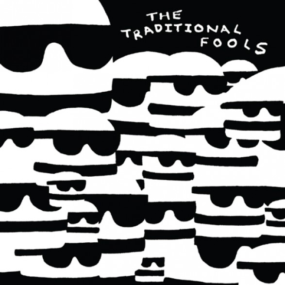 "TRADITIONAL FOOLS ""FOOLS GOLD"" LP"