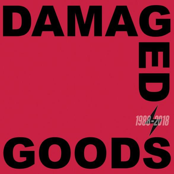 DAMAGED GOODS 1988-2018 Double LP