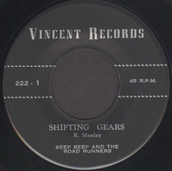 "BEEP BEEP AND THE ROADRUNNERS ""SHIFTING GEARS/True Love Knows"" 7"""