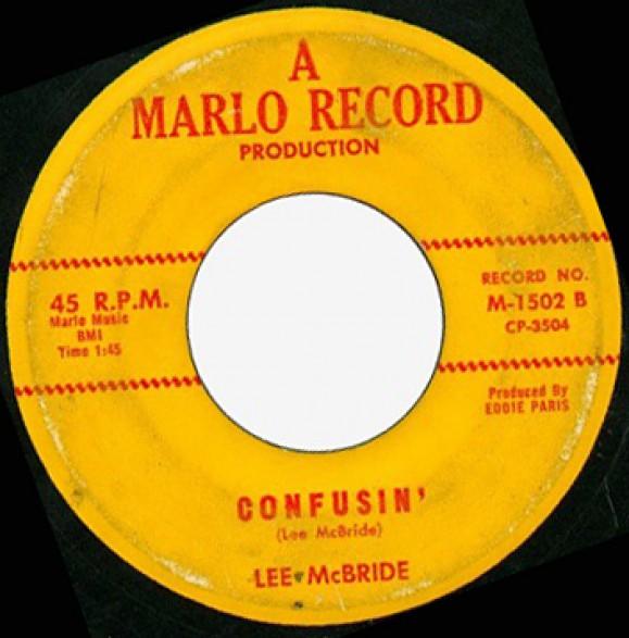 "LEE McBRIDE ""Confusin' / Honest I Do"" 7"""