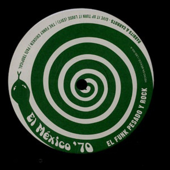 EL MEXICO 70 - EL FUNK LP