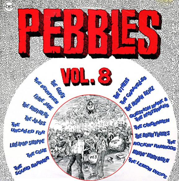 Pebbles Volume Eight LP